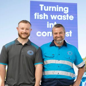 Kyran and Tim Crane - Ocean2Earth Australia