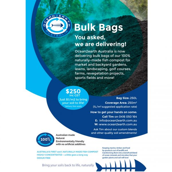 O2E Bulk Bags